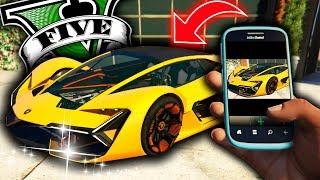 ASI ENCONTRÉ UN LAMBORGHINI DE LUJO en GTA 5! Grand Theft Auto V - GTA V Mods