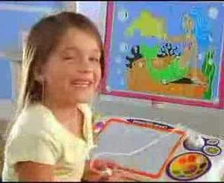 Kali Rodriguez's Fisher Price Commercial