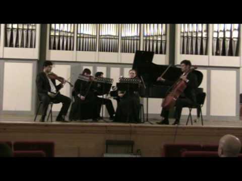 Франк, Сезар - Фортепианный квинтет фа минор