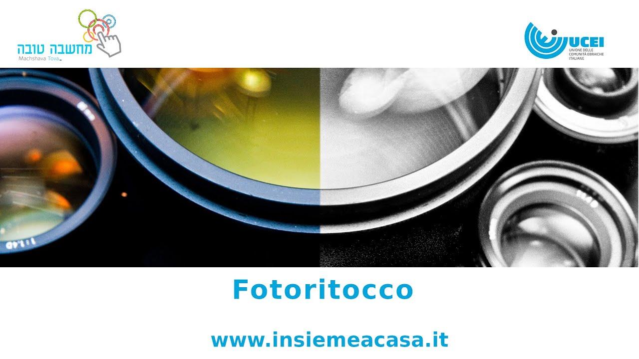 Fotoritocco: ritagliare e migliorare facilmente le fotografia, online e su smartphone