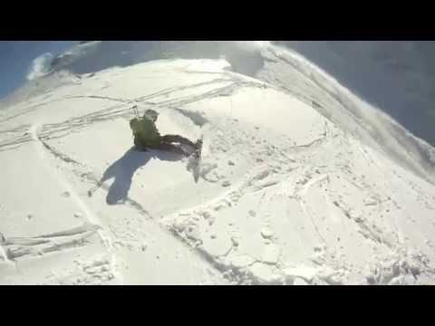 Valanga a lastroni in Alpago Monte Cornor