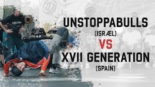 Unstoppabulls vs XVII Generation - Grupa A na Warsaw Challenge 2018