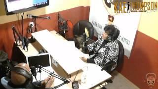 Kae Thompson Live! w/Co-Host Eric Payne 12-11-13