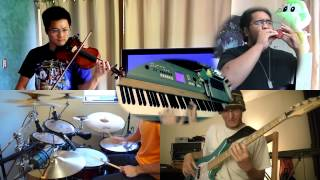 Pokémon - Gold/Silver/Crystal Credits Theme - Band Cover