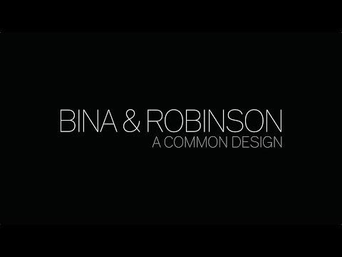 Bina & Robinson - A Common Design