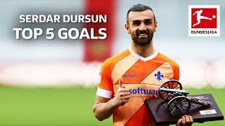 Serdar Dursun Top 5 Goals MP3