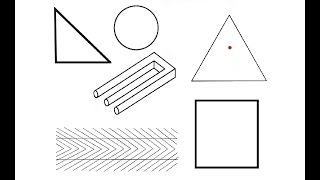 Can't You Draw because Your Eyes Deceive You? Take This Test