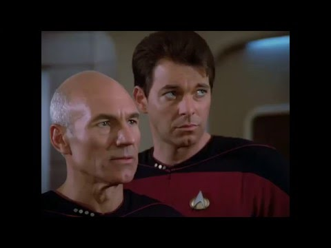 Star Trek TNG 104: The Last Outpost in 10 minutes!