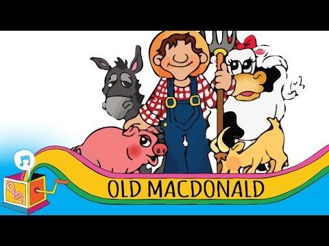 Old Macdonald (Had a Farm) | Karaoke
