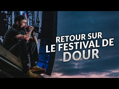 Youtube: ROMÉO ELVIS, YOUSSOUPHA, ORELSAN, JOSMAN… au Festival Dour 2019