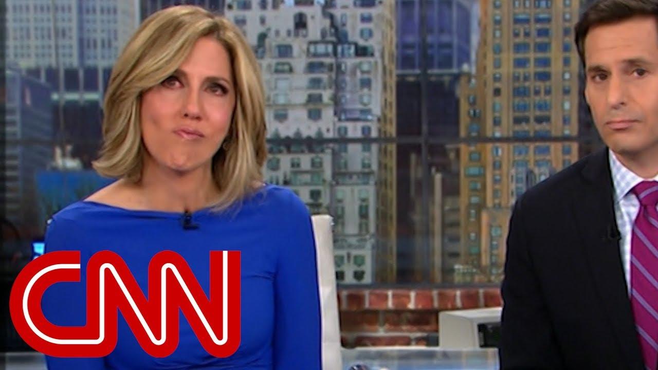 CNN anchor brought to tears over Trump remark - clipzui.com