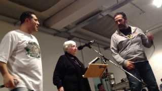 Microphone Mafia und Esther Bejarano: Avanti Popolo