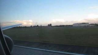 Emirates Boeing 777-300ER take off CHC-SYD