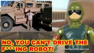 Why EOD Is Always Late - No You Can't Drive The Robot
