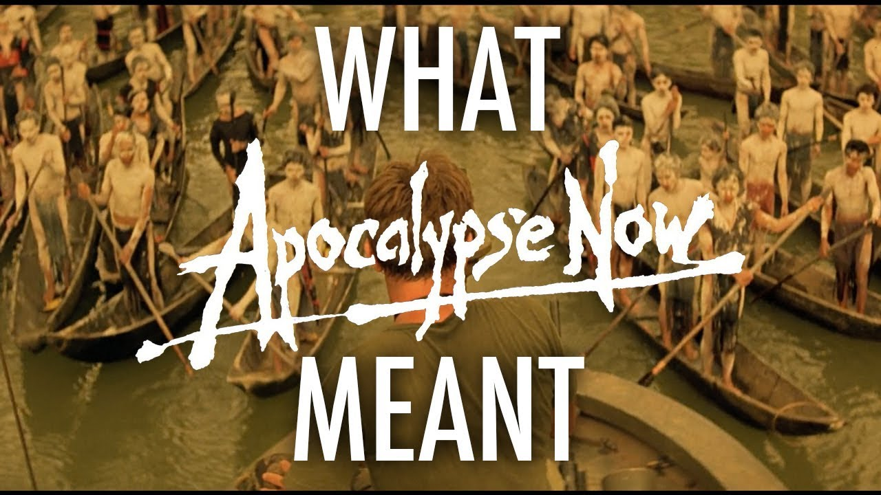 Download Apocalypse Now (redux) - What it all Meant