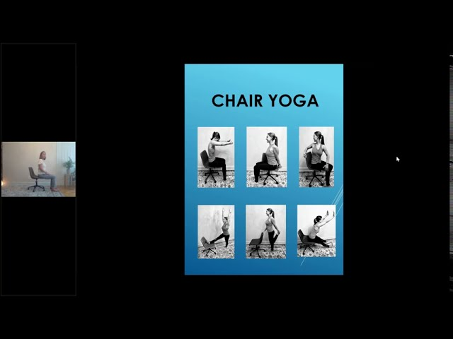 Chair Yoga Preview