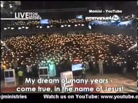 Download Prophet TB Joshua New Year Live Message: 2014 The Year of The Bridge, Emmanuel TV, SCOAN