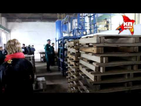 Колония строгого режима в городе Донской Тульской области