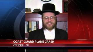 Orthodox Jewish Pilot Jack Rosenberg Involved in NJ Plane Crash
