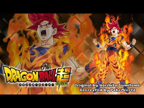 Dragonball Super - All-Out Battle! (HQ Recreation)