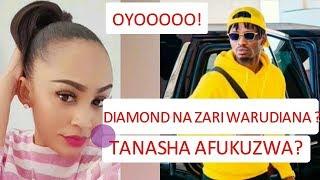 OYOOOOO!HATIMAYE  DIAMOND NA ZARI WARUDIANA, TANASHA ARUDI KENYA HUZUNI