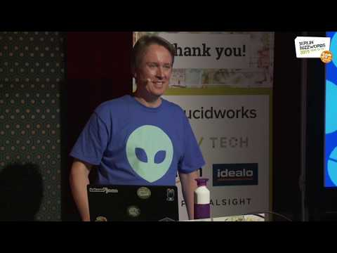 Berlin Buzzwords 2019: Niels Basjes – How to handle 100k events per second #bbuzz on YouTube