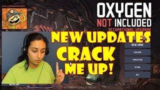 PC Game Kiki Girl Gamer Oxygen not included tips upgrade