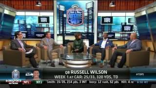Bart Scott on Russell Wilson