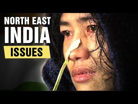 Issues North East Indians Face In India