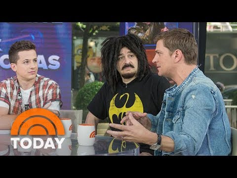 Counting Crows, Matchbox Twenty Singers Talk About Their Team-Up Tour | TODAY