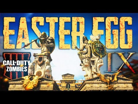 Black Ops 4 Zombies: 'IX' EASTER EGG Completion *LIVE*  w/Syndicate!!
