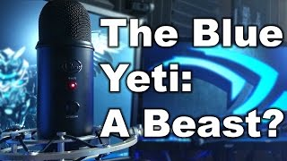 Blue Yeti Condenser Microphone - Review/Setup/Demo/Overview