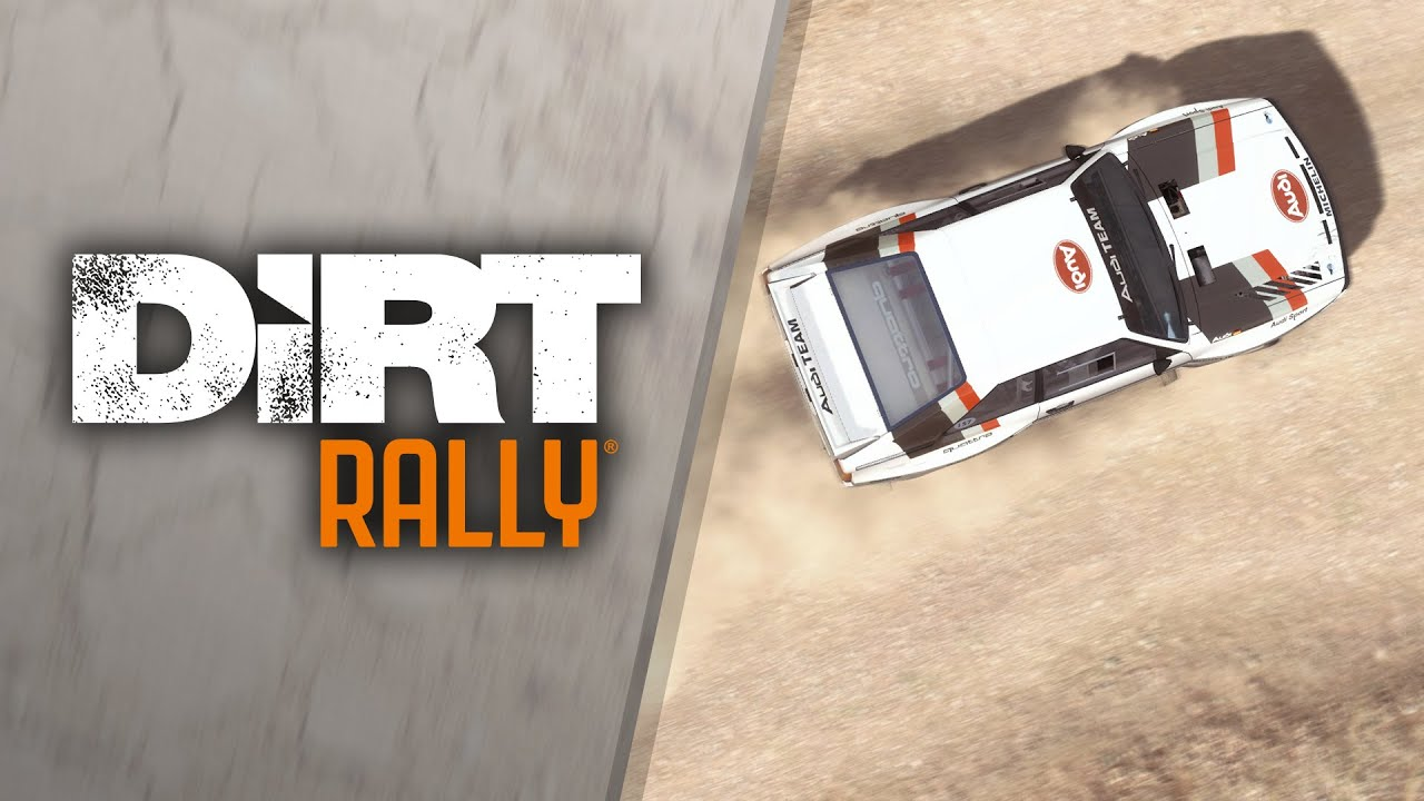 DiRT Rally launch trailer [SP]