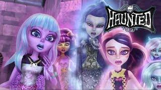 Монстер Хай: Школа Монстров под атакой! Лучшие мультики для девочек: Призрачно. Monster High.