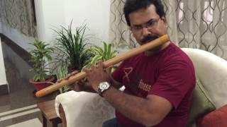 Tu Hi Re | Hindustani Flute / Bansuri | Instrumental by Pradeepta Mahapatra