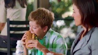 TV Spot - Subway - Star Wars - Fuel The Rebellion - Rebels - Eat Fresh