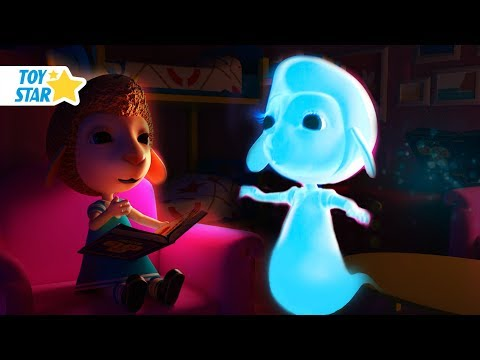 New 3D Cartoon For Kids 娄 Dolly And Friends 娄 Baby Ghost Nightmare #76