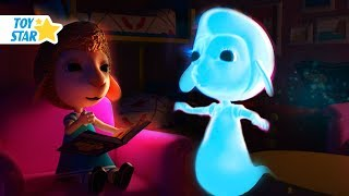 New 3D Cartoon For Kids  Dolly And Friends  Baby Ghost Nightmare 76