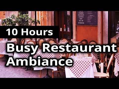 CITY AMBIANCE: Busy