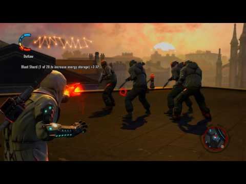 inFamous 2 100% Evil Karma Walkthrough Part 9, 720p HD (NO COMMENTARY)