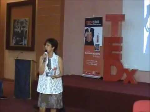 TEDxESIG -Nezha Hami Eddine Mazili- Success Secrets