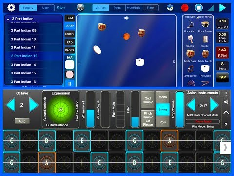 Lets Meditate & Relax with GeoShred and DrumJam - Chill with your iPad