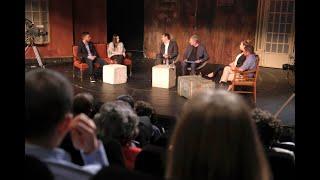 Συζήτηση με νέους για το μέλλον της Ελλάδας και της Ευρώπης