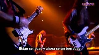 Iron Maiden - Rainmaker (Subtitulos Español) HD