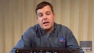 Universal Radio presents the Icom IC-7700 Transceiver