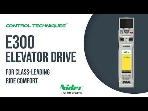 E300 Elevator AC Drives