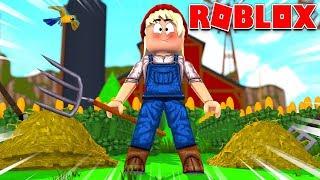 BUY A FARM IN ROBLOX!