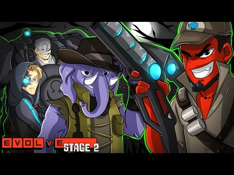 EVOLvE: Stage 2 |  KILLING MONSTERS AT THE FAMILY REUNION! (w/ Bryce, Ohmwrecker, & Gorillaphent)