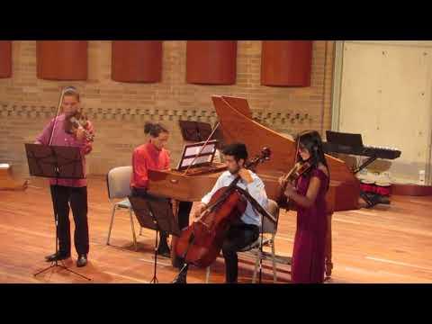 Ensamble de Música Antigua con clavecin