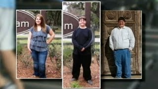 Overweight Kids Shed Combined 700 Pounds in Four Months